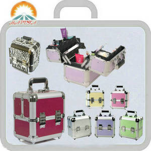 Wholesale beauty tool: Colorful Beauty Case,Suitable for Make-up Tools Storage