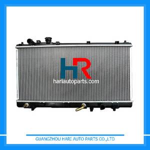 Wholesale 24hr car service: Aluminum Plastic Car Radiators for Mazda 323'FML'2003 ATM
