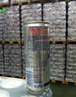 Wholesale truck: Premium Bull Energy Drink 250ml Red Manufactured From Austria and Available in Any Text
