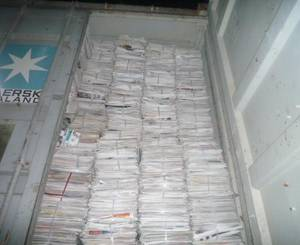 Wholesale occ paper: Waste Paper, Occ, Onp, Oinp, Yellow Pages Directories, Omg, Sop, White Tissue Waste