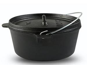 Wholesale Cookware Sets: Enamel Cast Iron Stewpot Soup Pot Cooker