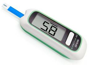 Wholesale blood glucose meter: Blood Glucose Meter with Test Strips
