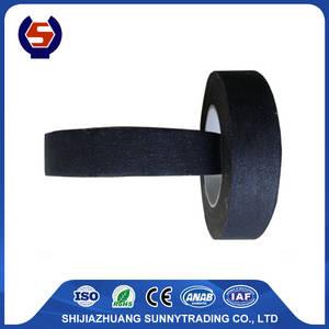 Wholesale russia: Black Fabric Insulation Cloth Tape for Russia Market