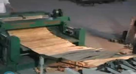 Sell Log Peeling Machine Veneer Rotary Lathe