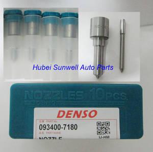 Wholesale injector nozzle 105015 6651: Denso Injector Nozzle DLLA145P684 / 093400-7180