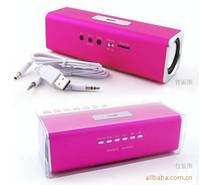 Sell Mini Speaker Music Angel For ipone TF SD FM