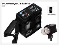 Battery Pack Power Action 8