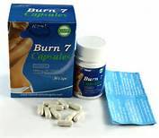 Burn 7 Diet Pills Weight Loss BURN7 Slimming Capsule