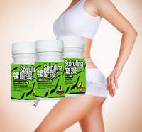 Spirulina-Slimming Capsules Fast Diet Pills Weight Loss