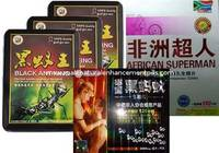 African-Black Ant King Pills Sex Products Male Enhancer ED Pills