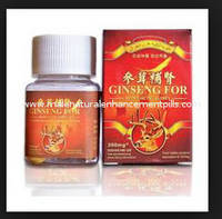 Ginseng for Reinforcing Kidney Herbal Male Enhancement Capsules
