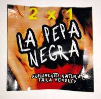 Natural Male Enhancement  La Pepa Negra Sex Products Male Enhancement Herbal Drugs