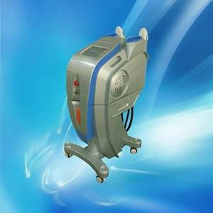 Wholesale best eye patch: Rotary E-light Beauty Machine(IPL+RF:Double Probes)