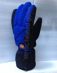 Wholesale Ski Gloves: Battery Heated Gloves