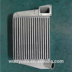 Wholesale auto radiator: Charge Air Cooler Intercooler Auto Radiator