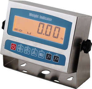 Wholesale membrane key pad: Stainless Steel Weighing Indicator HF22 with Bluetooth Function