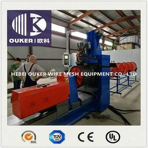 Wholesale stainless steel wire: Stainless Steel Fitler Wedge Wire Screen Welding Machine