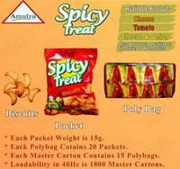 Spicy Treat Snacks