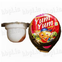Confectionary Yum Yum Chocolate Cup / Milk Chocolate Cups