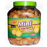 Mini Crackers / Sour Cream & Onion Cracker Biscuits