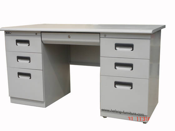 Sell Steel office computer table , office desk