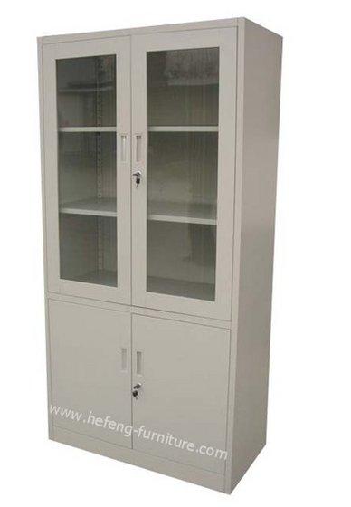 Glass door instrument storage cabinet visual cabinet view glass door