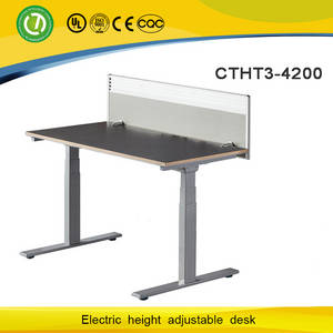 Wholesale School Furniture: The Electric Height Adjustable Office Desk Furniture