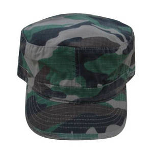 Wholesale army hat: Camouflage Army Caps