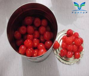 Wholesale fresh chestnut: Canned Cherry in Syrup