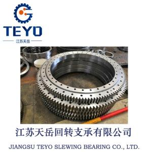 Wholesale mining equipment: Mining,Heavy Equipments Slewing Bearing Ring, ,Turntable Bea
