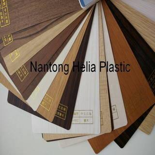 window film: Sell PVC Wood grain Lamination Film