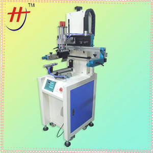 Wholesale silk screen printer: HS-260R Cylindrical Silk Screen Printer Machine for Cups