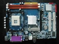 Intel 945G/GC+ICH7 Socket 478 Desktop Motherboard