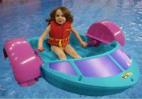 Sell water bike aqua peddler boat