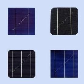 Wholesale solar cell: 125Mono &156 Multi&Mono 2BB&3BB&4BB A Grade Solar Cell