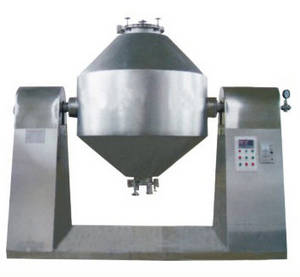 Wholesale Drying Equipment: Glass Lined Double Conical Rotary Vacuum Dryer