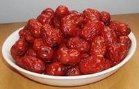 Sell Organic Red Dates, Organic Fructus Jujubae