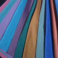 Polyester Dty Single Jersey Knitting P/D Fabric