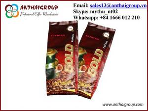 Wholesale gifts: Ground Coffee Gold 500 - An Thai Coffee