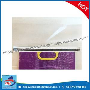 Wholesale rice: PP Woven Bag, Transparent PP Woven Bag 25kg, Plastic Rice Bag Made in Vietnam