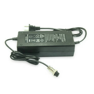 Wholesale iphones charger: 42v 2a Power Adapter Battery Charger for Smart Self Scooter 2 Wheels