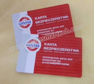 Wholesale Access Control Card: 125 Khz EM4100 Proximity Rfid Card