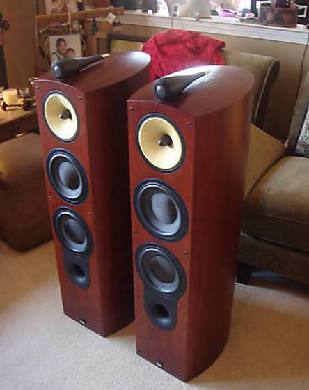 Sell B Amp W 803s Speakers