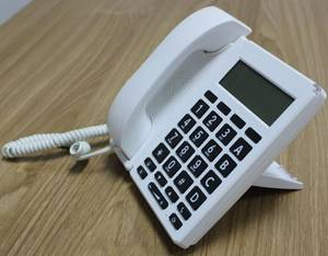 Wholesale sip phone voip phone: WiFi Large Screen Home Phone, VoIP Phone with 2 SIP Accounts