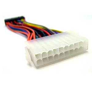 Wholesale Wiring Harness: OEM ODM RoHS Compliant Automotive 4 PIN 24 PIN ATX Connector Cable