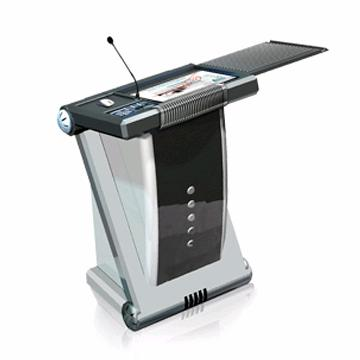 Smart Lectern,tablet monitor,Interactive display from Chemtech ...
