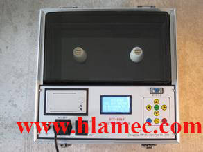 Wholesale insulation tester: Insulating Oil Dielectric Strength Tester