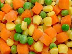 Wholesale canned vegetable: Canned Mixed Vegetables