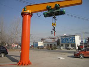 Wholesale grab rails: Small Colum Type Jib Crane 5ton Manufacture