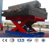 Supply Cheap Cost High Quality 6Ton Scissor Hydraulic Lift Table